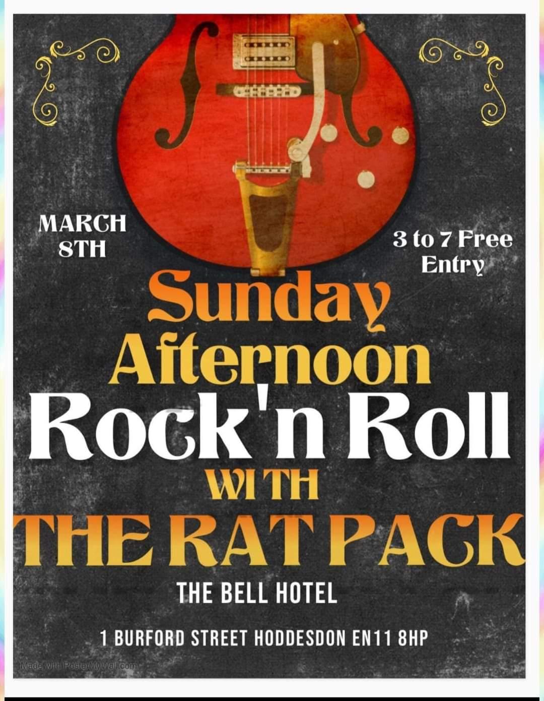 rocknroll rat pack