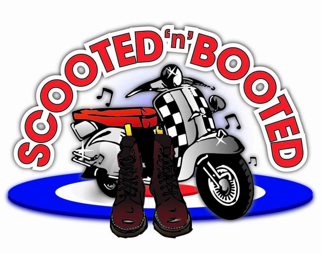 Scooted n Booted